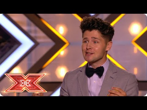 Preview: Russell Jones hopes to be the King of The X Factor! | The X Factor 2017