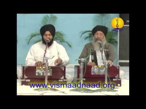 Raag Gauri : Guarari Prof Bhag Singh Saharanpur - Adutti Gurmat Sangeet Samellan 2011