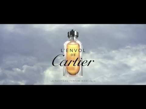 Pub De L'envol Parfum Cartier Youtube PkiXZu