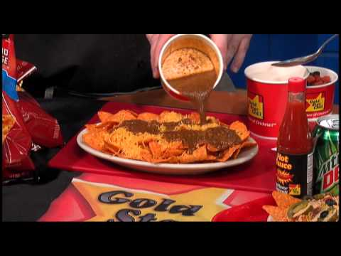 Gold Star Chili Doritos Nachos