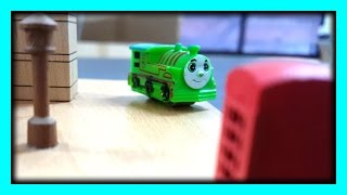 Thomas and Friends Toys Train, Toy Car,  Mini Magnet, Mini Tic Tac Box, Play with Vintage Music Box