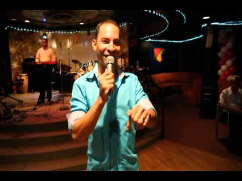 """Omar Lovelace 3/5  EN CONCIERTO MAGISTRAL canta: """"dejala correr""""; CLUB ARROYO HONDO; Rep. Dom."""