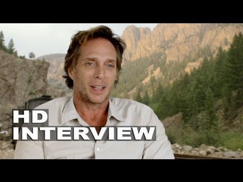 "The Lone Ranger: William Fichtner ""Butch Cavendish"" On Set Interview"