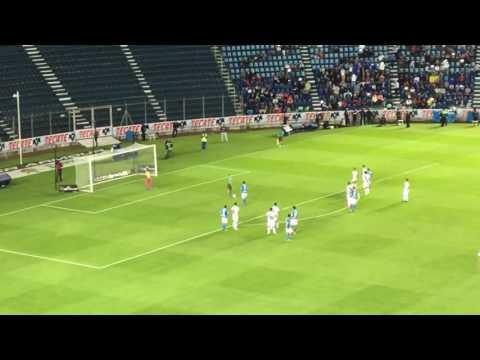 Jonathan Cristaldo anota gol de penal en Copa Mx
