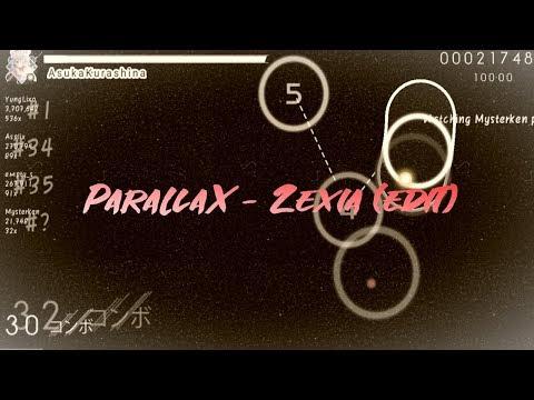 [Osu!Skin] Parallax Zexia || Edit By Asuka STORM