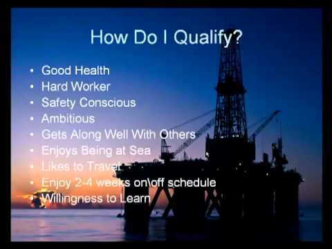 How to find Offshore Jobs