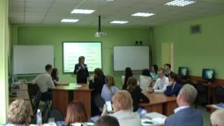 Преподаватель года 2017. Открытые уроки. Александрова С.В.