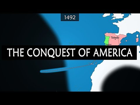 European Conquest Of The Americas