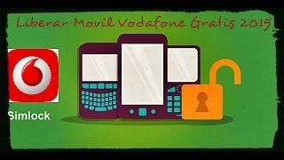 Liberar Movil Vodafone Gratis 2015 HD