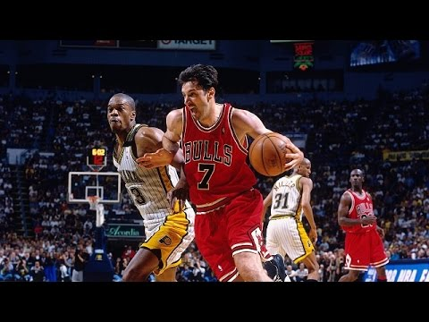 NBA Greatest Game Winners: Toni Kukoc vs Indiana (1994)
