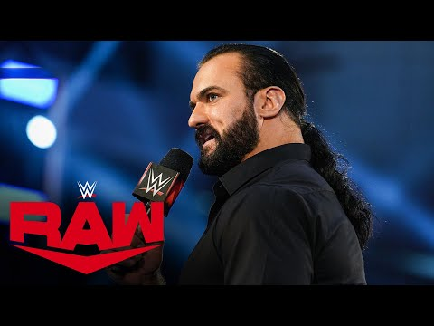 Drew McIntyre vows to take the torch from Randy Orton at SummerSlam: Raw, Aug. 3, 2020