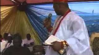 6th Coronation Anniversary of HRM Oba Abdul-Fatai Akamo. Olu Itori-Egbaland Video 10