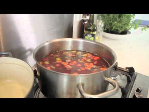 How to make a classic jus