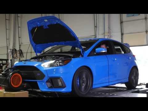 2016 Ford Focus RS - Stock Dyno Pull at Mishimoto (UPDATE)