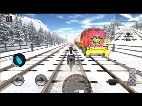 Subway Bike Racing 3D - Superbikes Motor Race Games - Android Gameplay Video