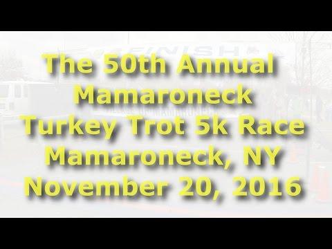 2016 Mamaroneck Turkey Trot 5k Race