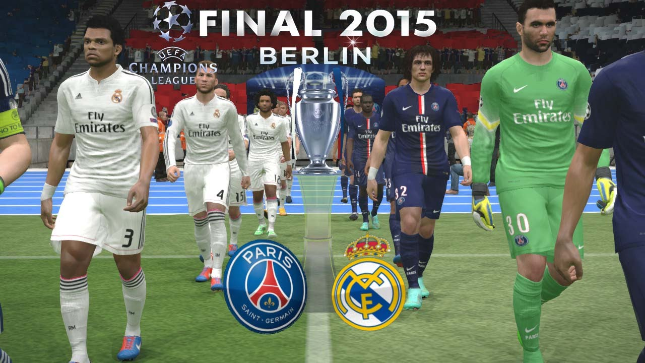 Real Madrid Vs Psg In Which Channel