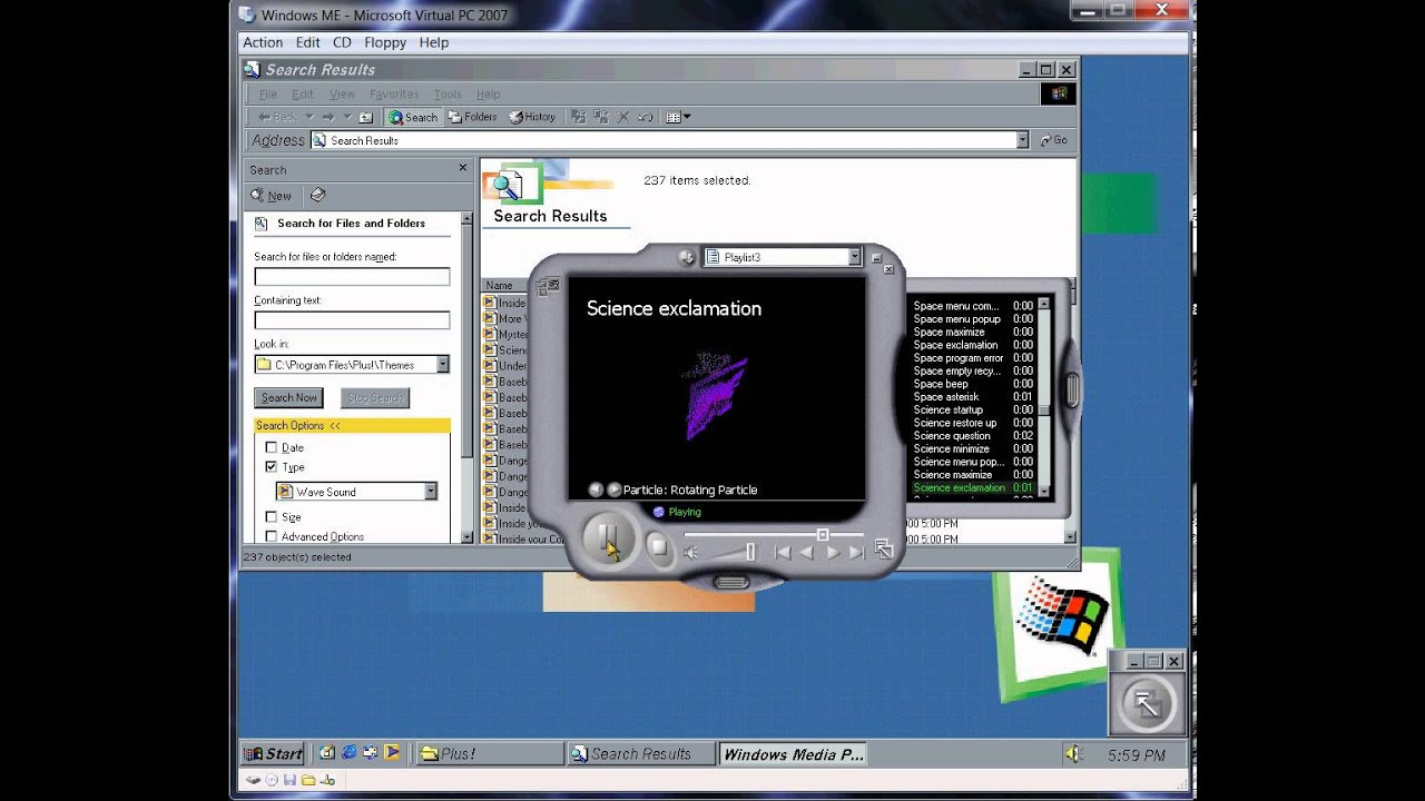 Windows 98 Sounds - Year of Clean Water