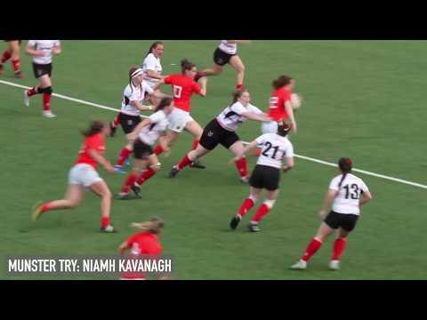 Munster Women 38 Ulster Women 12