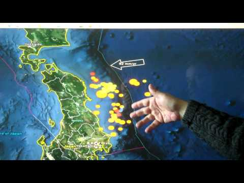 Japan 8.9 Mw earthquake 11 March 2011 | Interview with BGS seismologist