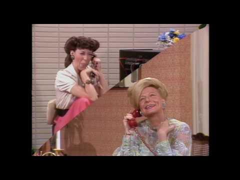 Ernestine Calls Martha Mitchell  Rowan & Martin's LaughIn  George Schlatter
