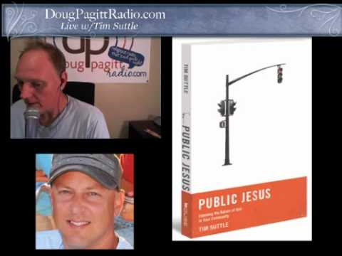Doug Pagitt Radio | 8/15/12 | Tim Suttle 1 of 2