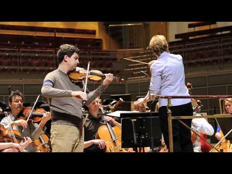Beethoven Romance No 1  Royal Stockholm Philharmonic Orchestra  Alsop  Ehnes
