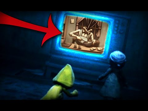 THE BAKER EXPLAINED - LITTLE NIGHTMARES II THEORY |