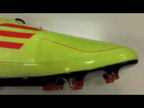 adidas F50 adizero TRX FG - Synthetic - Electricity/Infrared/Sharp Purple Anodized - UNBOXING