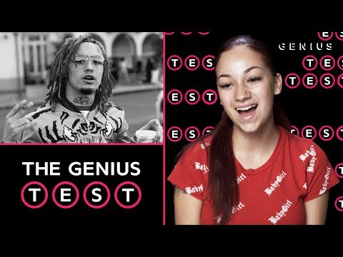 Bhad Bhabie Takes The Teen Rapper Quiz | The Genius Test