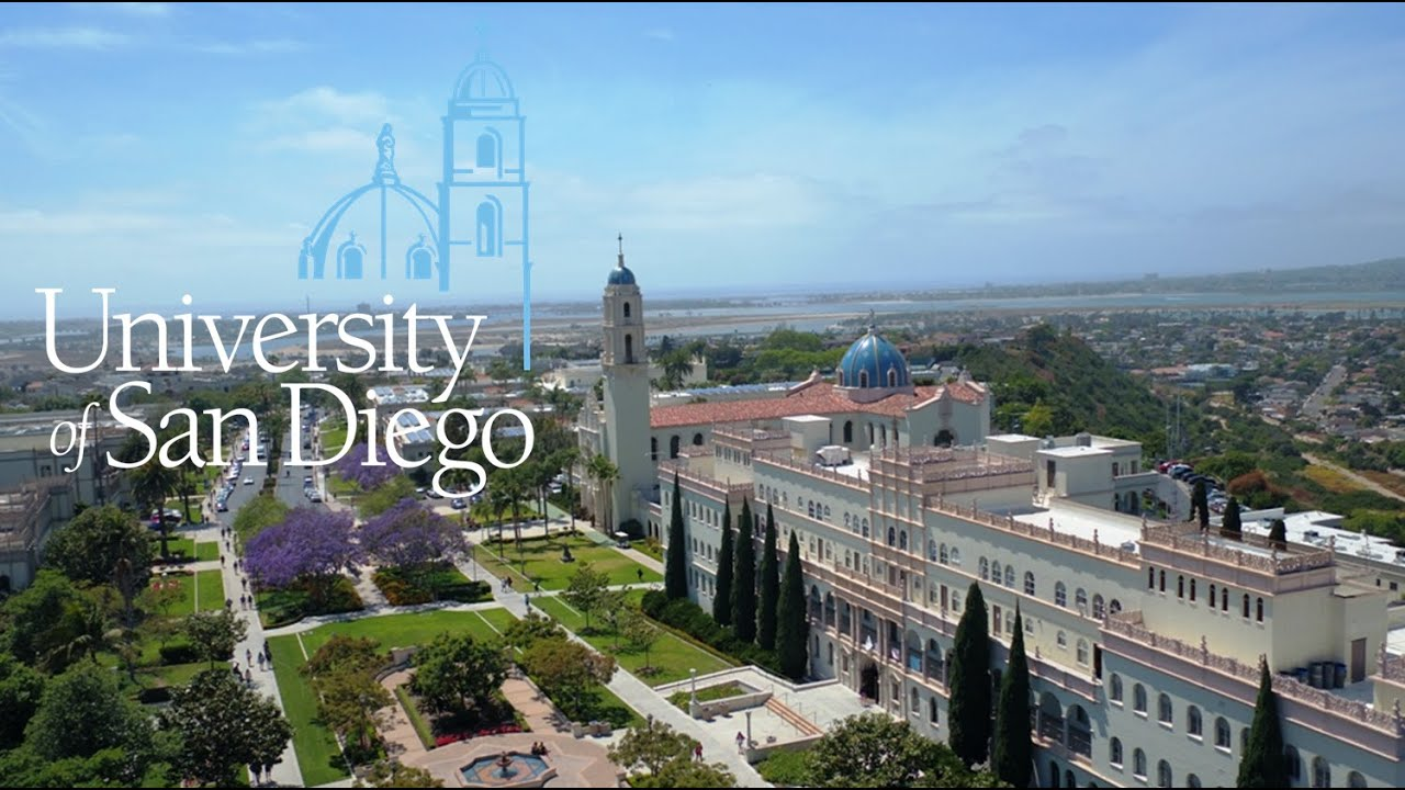 Cms Guide To The University Of San Diego College Magazine