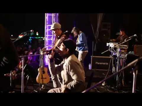 Efek Rumah Kaca - Sebelah Mata (w/ Adrian Yunan live at Folk Music Festival 2018)