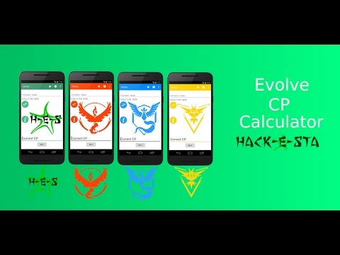 Evolve Cp Calc For Pokemongo Apps On Google Play