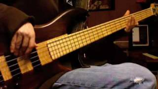Metallica - Trapped Under Ice - On Bass
