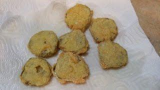 Bubba's Drunken Grub - Fried Pickles