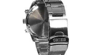 Seiko Men's SSC229 Sport Solar Analog Display Japanese Quartz Silver Watch(, 2015-07-07T21:25:10.000Z)