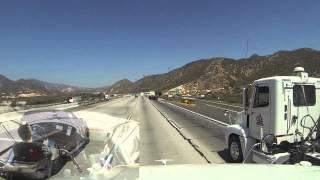 San Bernardino,California - Conversa de Boleia