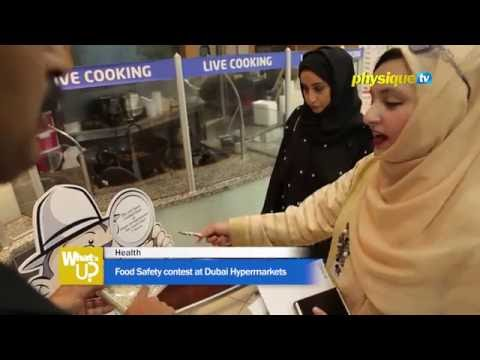 Food Safety contest at Dubai Hypermarkets
