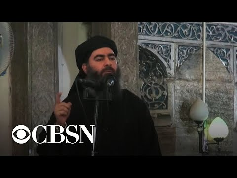 ISIS has named a new leader after al-Baghdadi died in U.S. raid