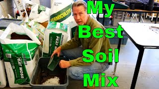 How to Make Potting Soil and Seed Starter Mixes