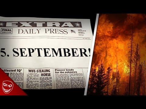 Vorsicht vor dem 5. September! Die gruseligen Geschehnisse!