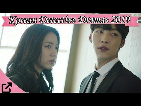 Top 25 Korean Detective  Dramas 2019