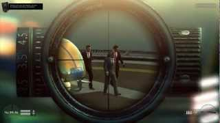 Hitman: Sniper Challenge - PC Gameplay HD