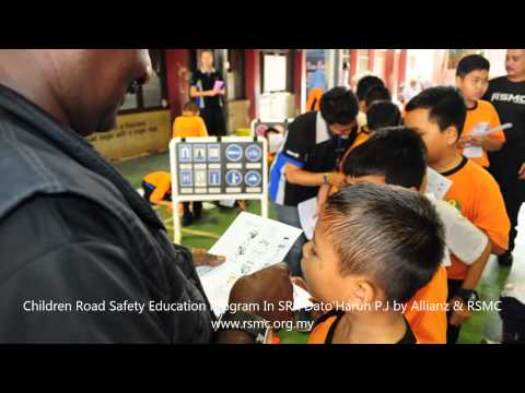 Children Road Safety Education Program