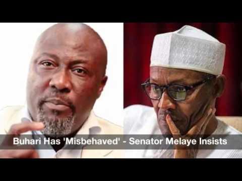 President Buhari Has 'Misbehaved', Senator Melaye Insists: Nigeria News Daily (19/05/2017)