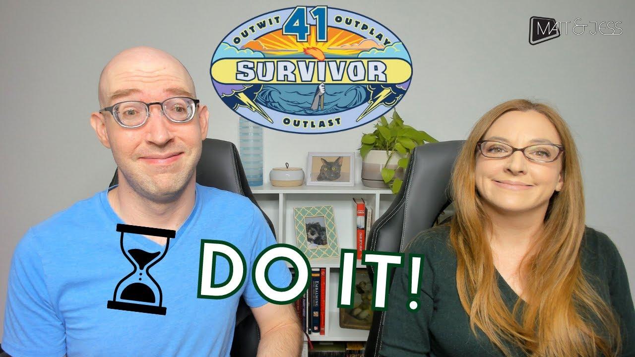 Survivor 41 episode 6 review and recap: Should Erika smash the hourglass?