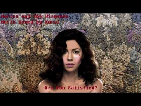 Are You Satisfied (Music Box)   Marina and the Diamonds