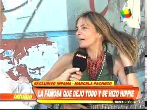 Conmovedora historia de vida: Marcela Pacheco, de conductora a cantante callejera