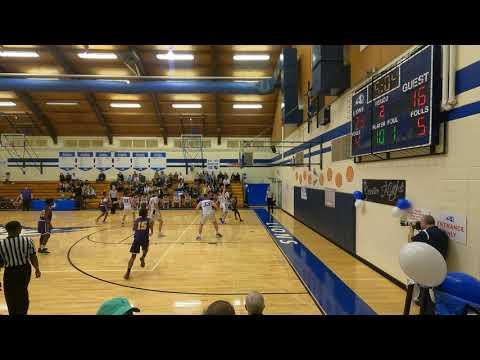 Bob Jones Academy - Varsity Boys Basketball - Senior Night - February 5, 2021 - 4 of 15