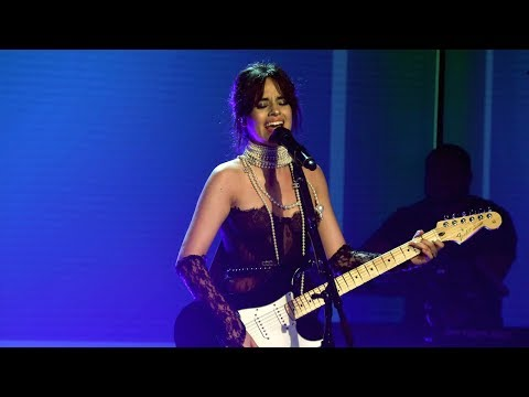 Camila Cabello Performs 'Never Be the Same'